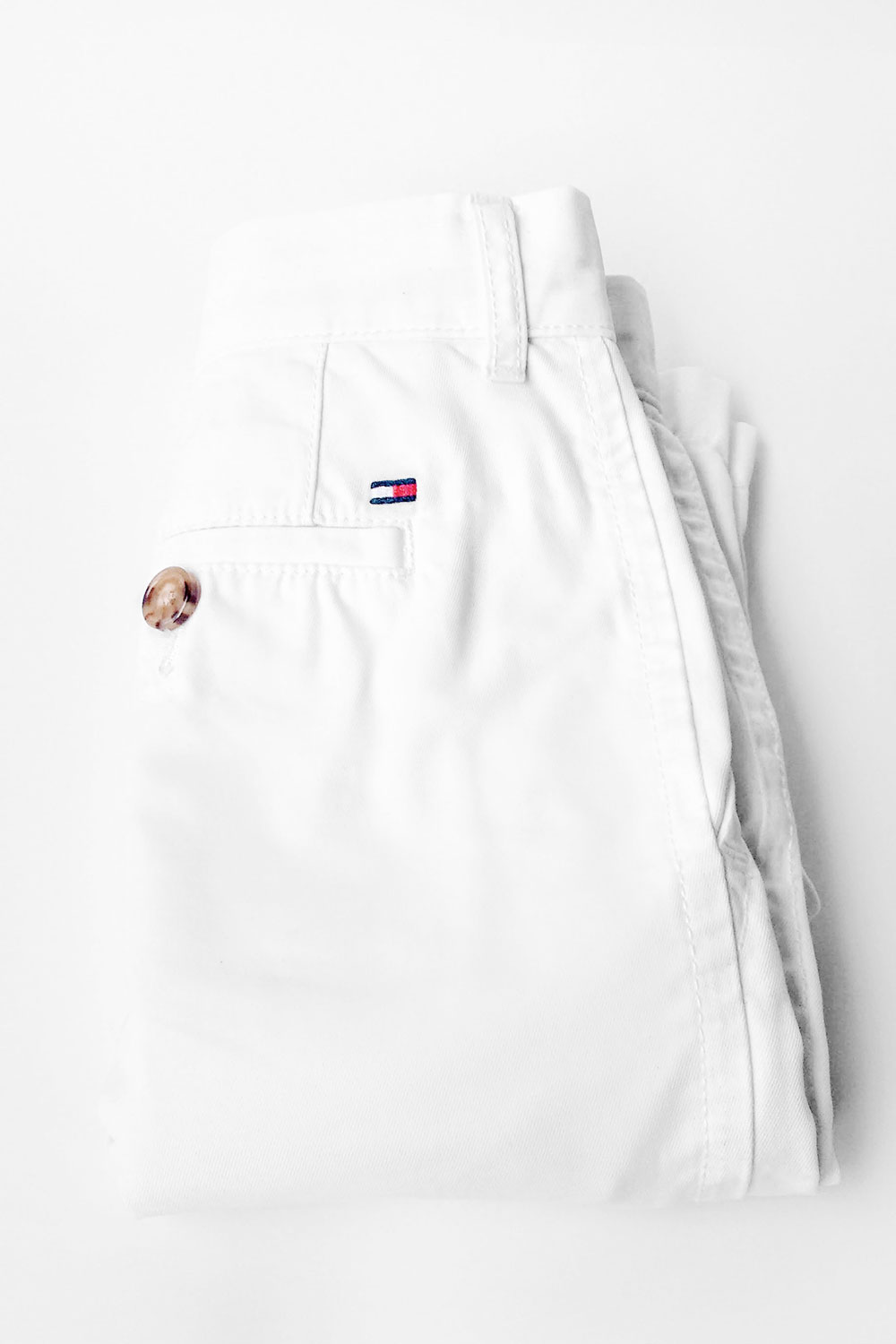 Single Pair of Tommy Hilfiger white shorts