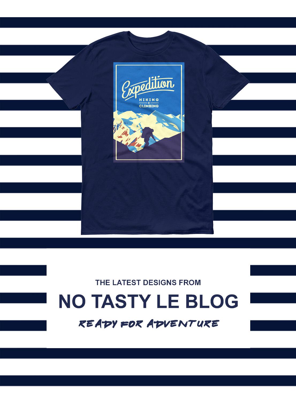 Climbing Expedition T Shirt